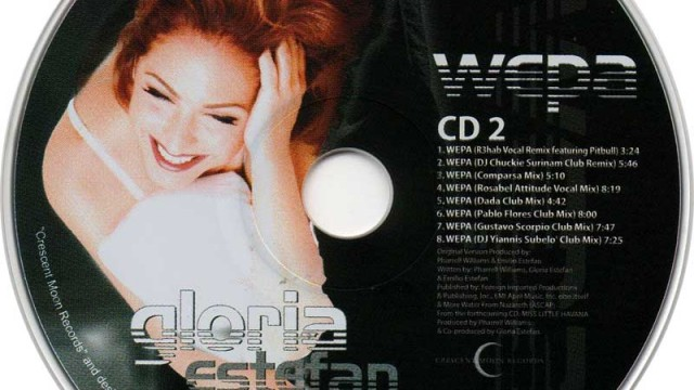 TNG assists DJ Yiannis on Gloria Estefan's WEPA