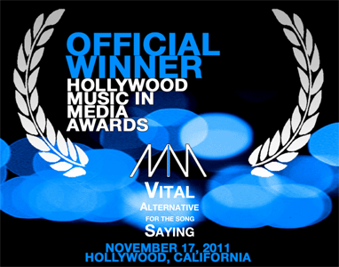 Alternative Song of the Year, Hollywood Music for Media Awards