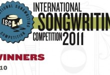 SJ Scores 1st Place (Latin) in the International Songwriting Competition of 2010