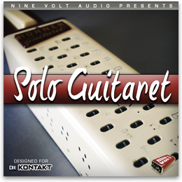 Solo Guitaret: Terrific new FREE instrument for Kontakt